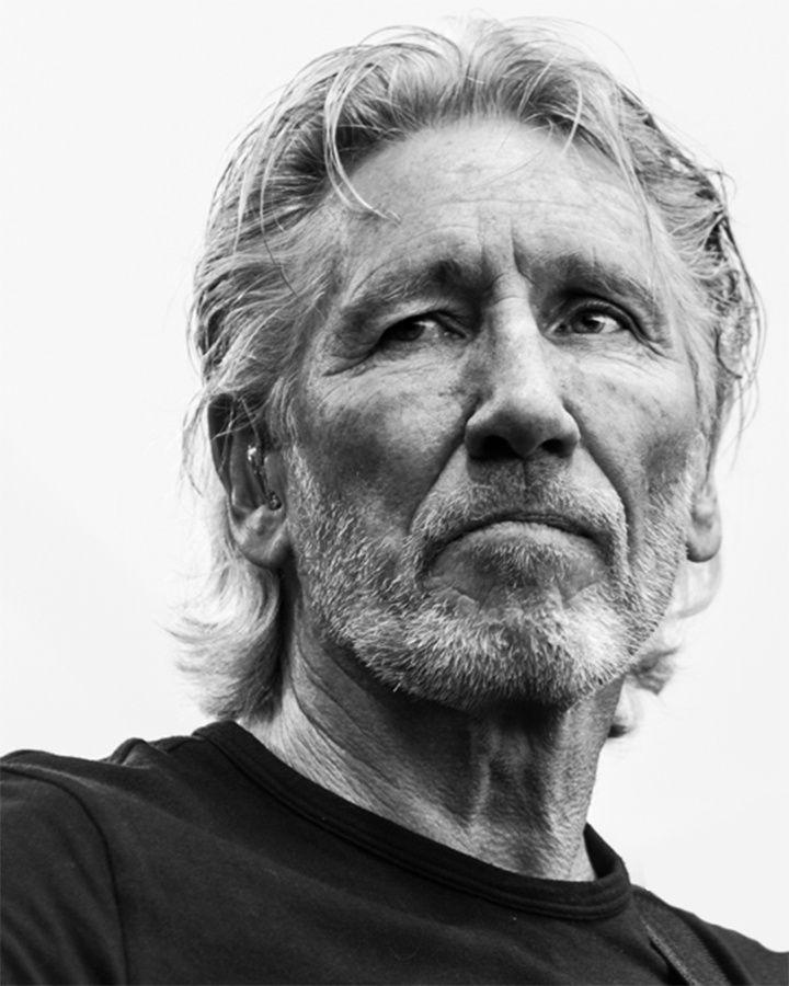Roger Waters | by Josh Wool                                                                                                                                                      More