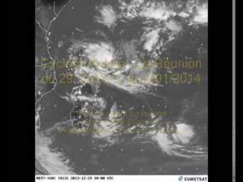 Un an presque jour pour jour après le cyclone Dumile en janvier 2013, l'île de la Réunion a débuté l'année 2014 avec une alerte rouge météo. Le passage du cyclone Bejisa s'est accompagné de vents très violents et de précipitations intenses. Ce sont surtout les quantités de précipitations qui sont impressionnantes : 600 litres/m2 à Cilaos, 800 litres au niveau du Piton de la Fournaise. Pas loi d'un m3 par m2 !