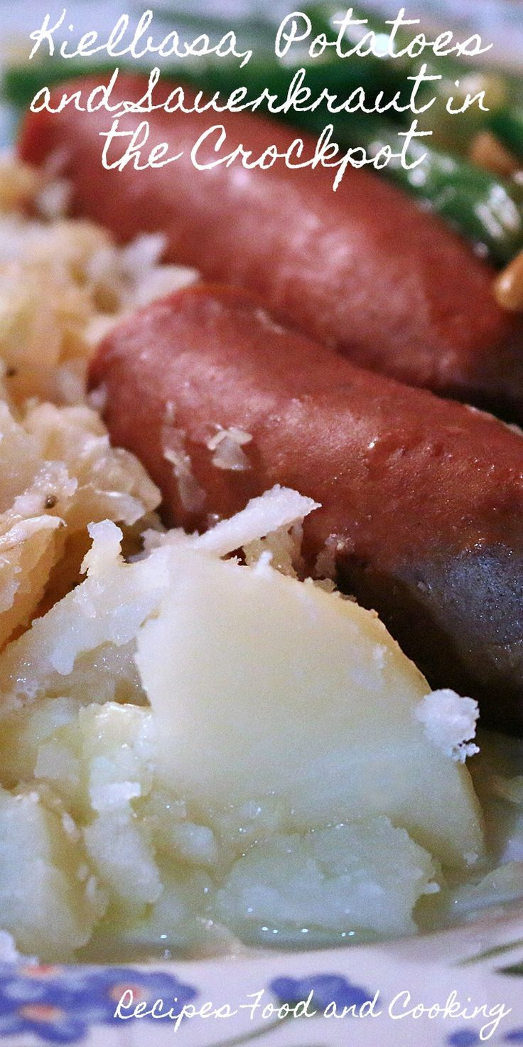 how to cook fresh kielbasa and sauerkraut