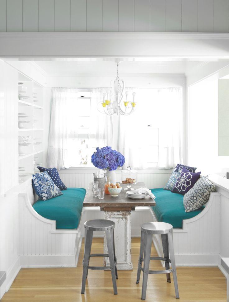 97 best banquette images on pinterest dinner parties. Black Bedroom Furniture Sets. Home Design Ideas