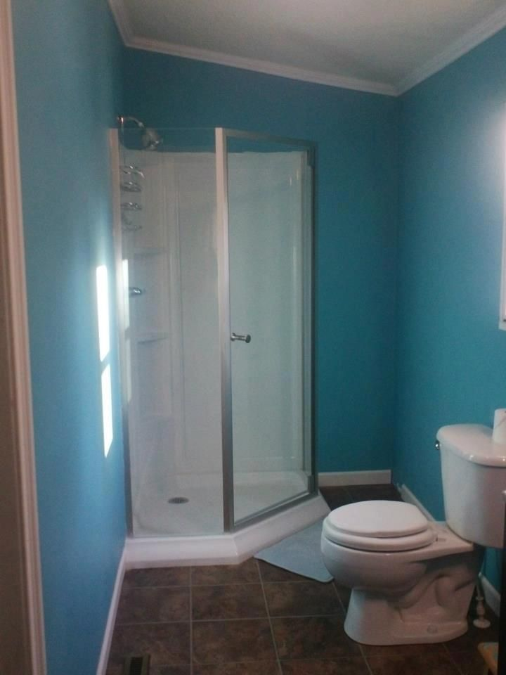 Double wide bathroom remodel remodeling mobile homes for Remodeling a modular home
