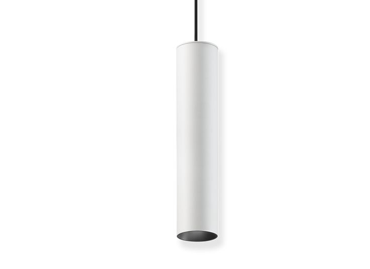 Location: Interior Light source: LED GU10 Mounting type: Suspended Control gear: 240V Dimensions: Ø76 x MAX 2000H