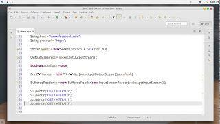 49 JAVA Networking Socket Class http://ift.tt/2BP4KnD تعلم لغة جافا شبكات دورة جافا مستوى متقدم شرح Java Networking كورس Java محمد عيسى المستوى الثالث