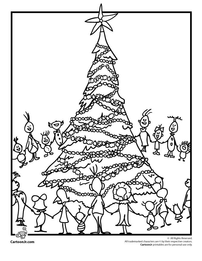 61 best putz dr seuss inspiration images on pinterest for Seussical coloring pages