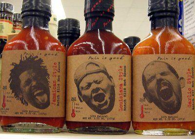 Recettes de conserves-maison: La sauce piquante Jamaïcaine, car la douleur, c'est bon.