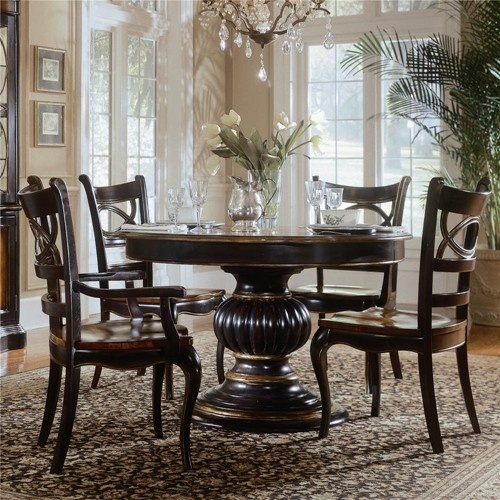 Preston Ridge Dining Table and Chairs by Hooker Furniture