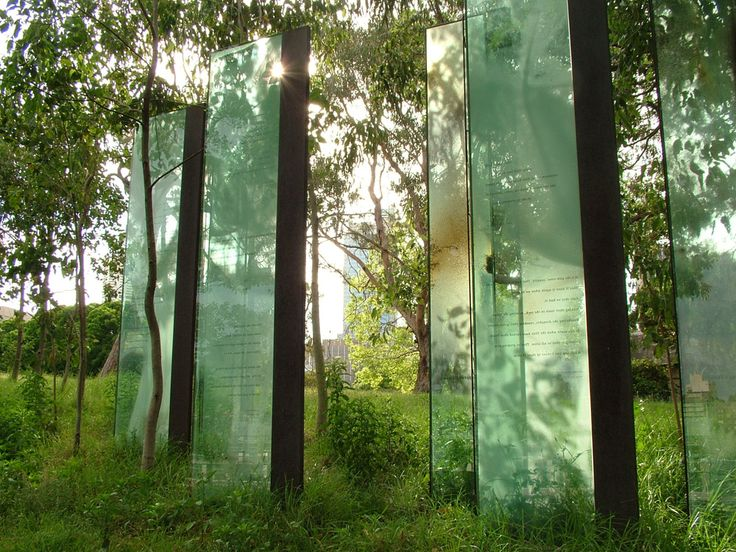 Veil of Trees - Janet Laurence