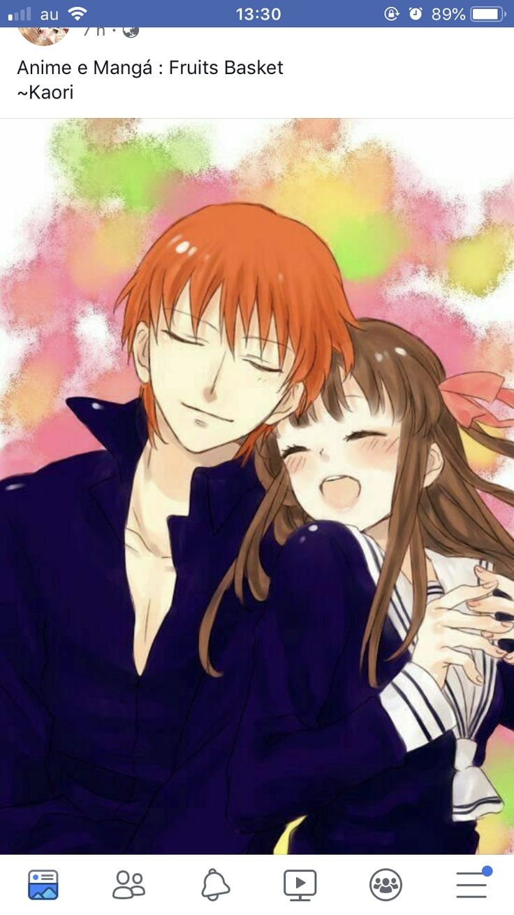 Pin by Anna Carrasco Bowling on My OTPs Fruits basket