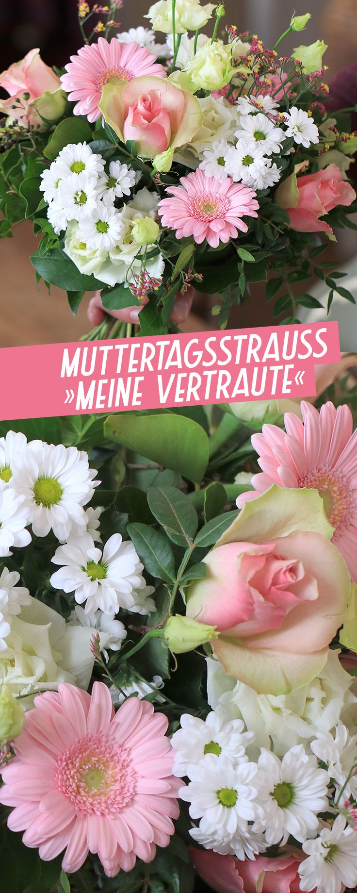 Blumen Zum Muttertag Muttertagsstrauß