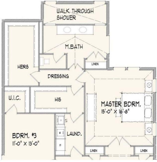 41 Master Bathroom Ideas Remodel Layout Floor Plans Walk In Shower Guide 64 Decorinspira Com Bathroom Floor Plans Master Bathroom Layout Master Bath Layout