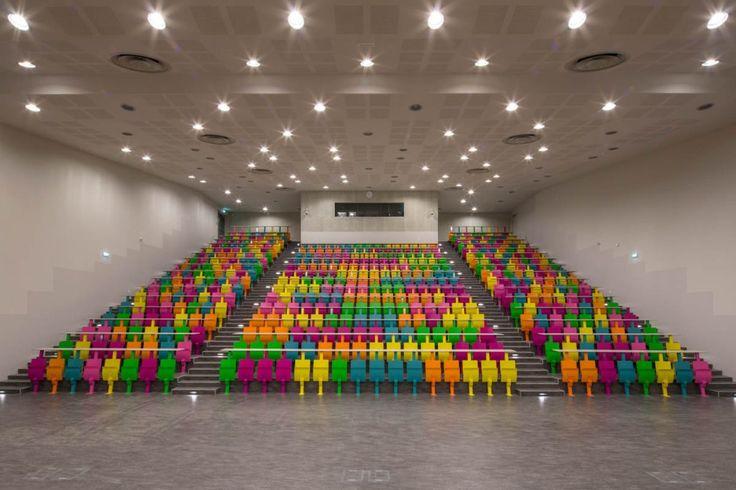 El Nuevo Centro Clignancourt / gpaa