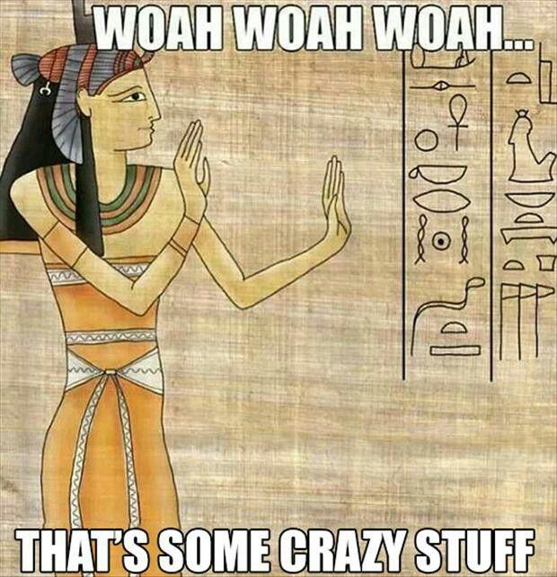 Image result for who wore it better meme mesopotamia vs egypt