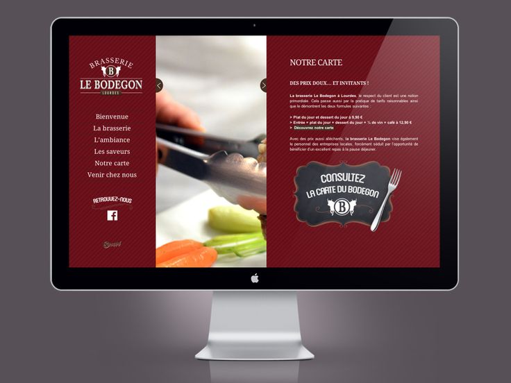 Design / Development www.lebodegon.com