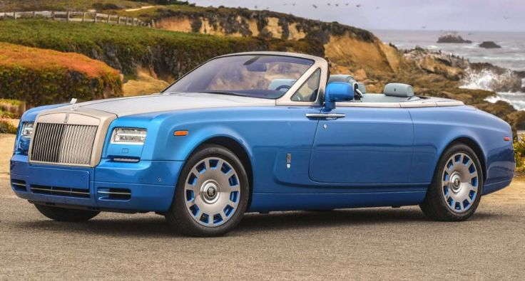 The Top Five Special Edition Rolls Royce Models of All-Time