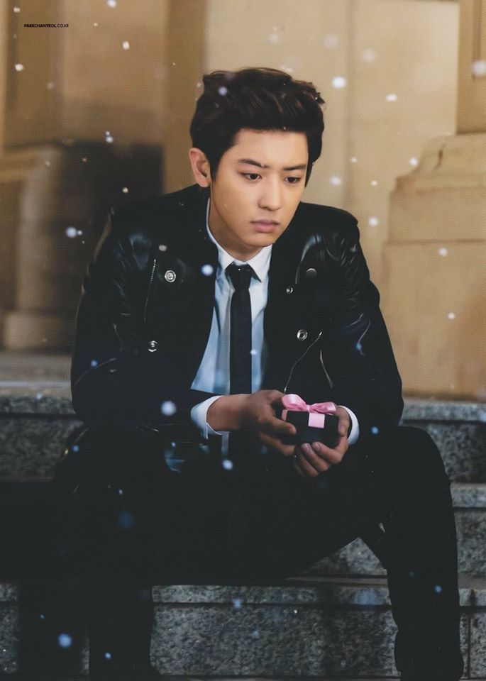 chanyeol // miracles in december mv