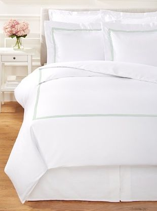 70% OFF Errebicasa Egadi Duvet Cover Set (Aquamarine)