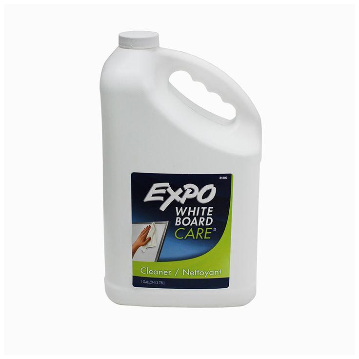 EXPO WHITE BOARD CLEANER GALLON