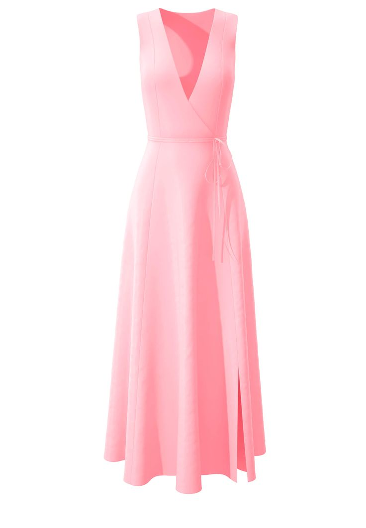 Fame and partners swing bridesmaids dress customizable online -- bare bones version here