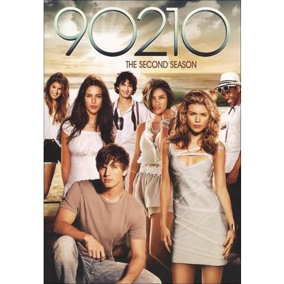 90210 Season 2 on DVD