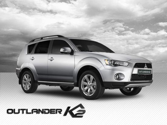 #OutlanderK2 #Mitsubishi #MitsubishiMotors