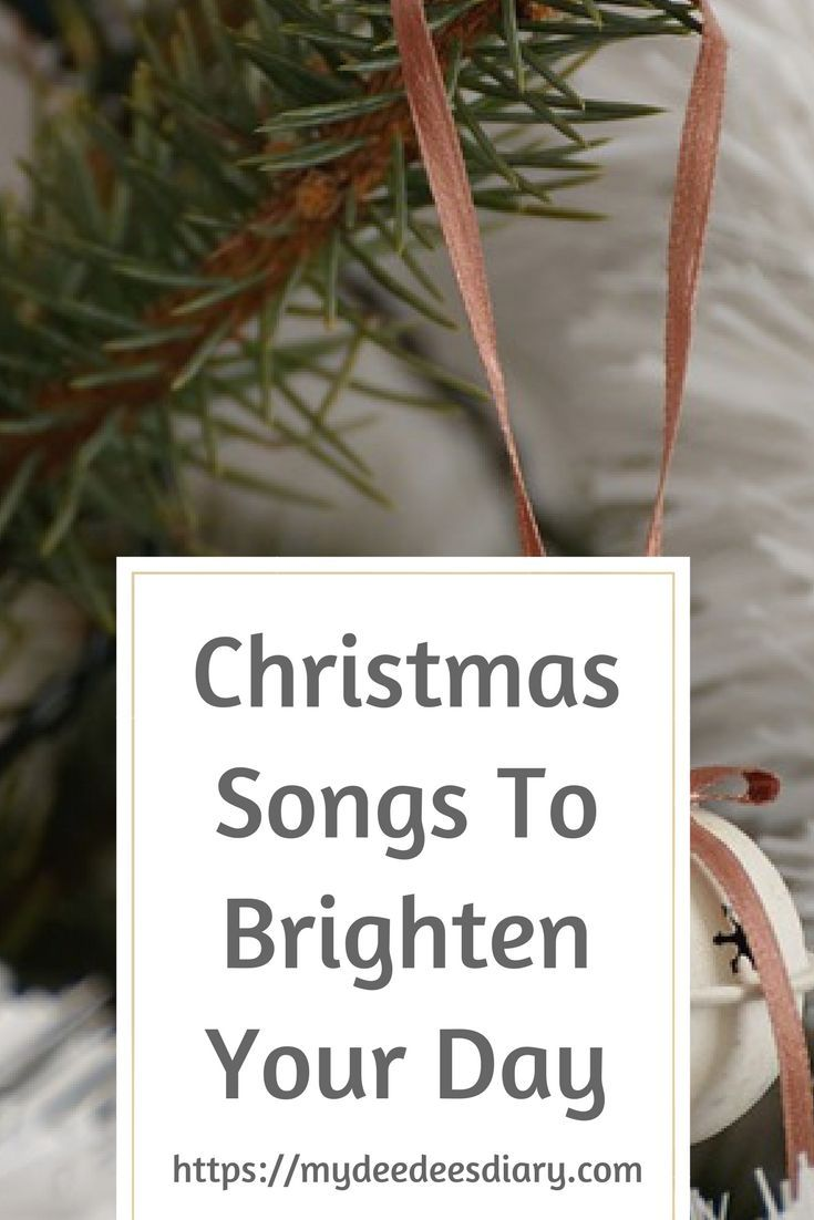 Christmas Songs To Brighten Your Day Misc Pinterest Christmas