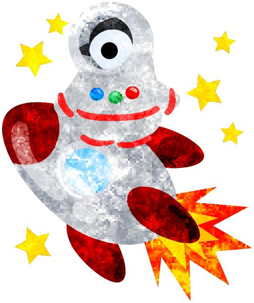 フリーのイラスト素材宇宙飛行士の姿をした可愛い赤ちゃんペンギン  Free Illustration The pretty baby babies which does the figure of the astronaut   http://ift.tt/2arAG2T