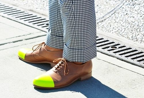 neon shoes must have em!