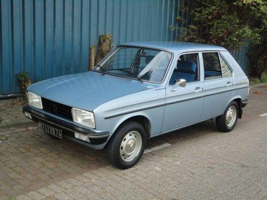 Peugeot 104 SR