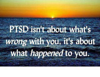 need to have more awareness of PTSD for women who suffer PPCM.  <3
