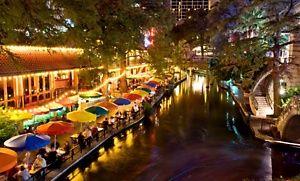 Groupon - Stay at Wyndham San Antonio Riverwalk in San Antonio, with Dates into December in San Antonio. Groupon deal price: $99