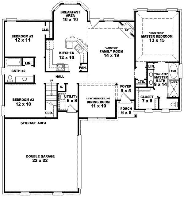 73 best dream house floor plans images on pinterest for Dream bathroom floor plans
