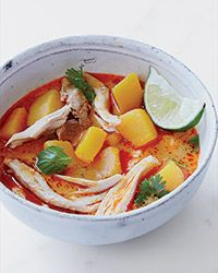 Turkey Curry Soup (just be sure that your fish sauce is gluten-free, many brands contain barley and wheat)