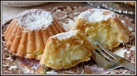 Odkąd zobaczyłam je na blogu Ali wiedziałam, że prędzej czy później przyjdzie na nie czas ... :) Kruche, delikatne, ciasto i zamknięty w ni...