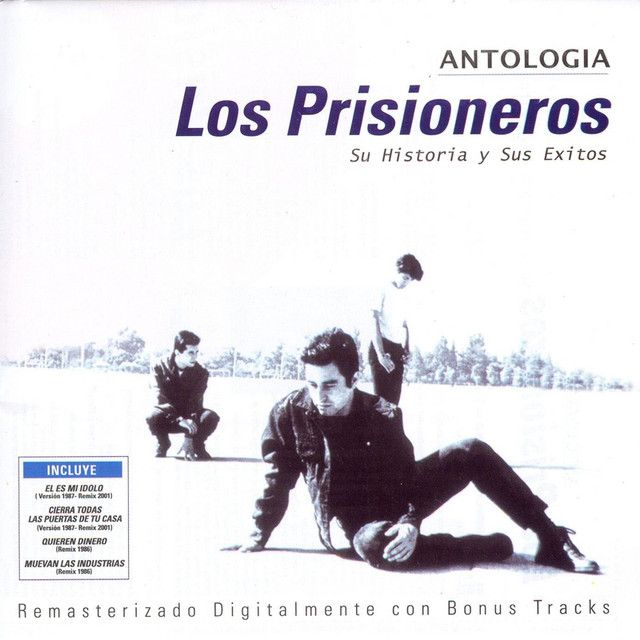Saved on Spotify: El Baile De Los Que Sobran - 1991 Digital Remaster;1991 - Remaster; by Los Prisioneros