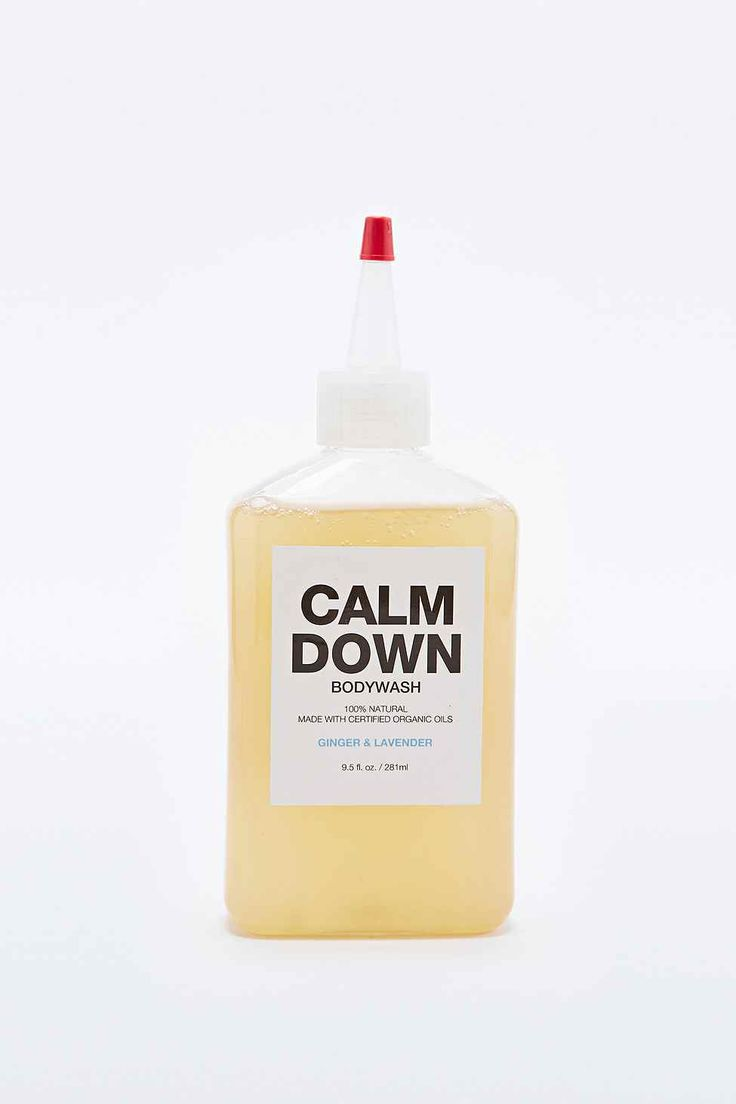 Plant Calm Down Body Wash