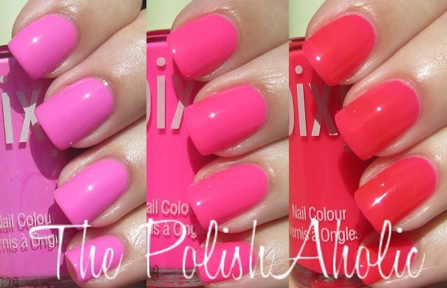 Pixi Pinks!: Shades, Paradis Pink, Pixie Pink, Cute Nails, Pretty Color, Pink Pink, Nails Polish, Nails 3, Kids Bunk Beds