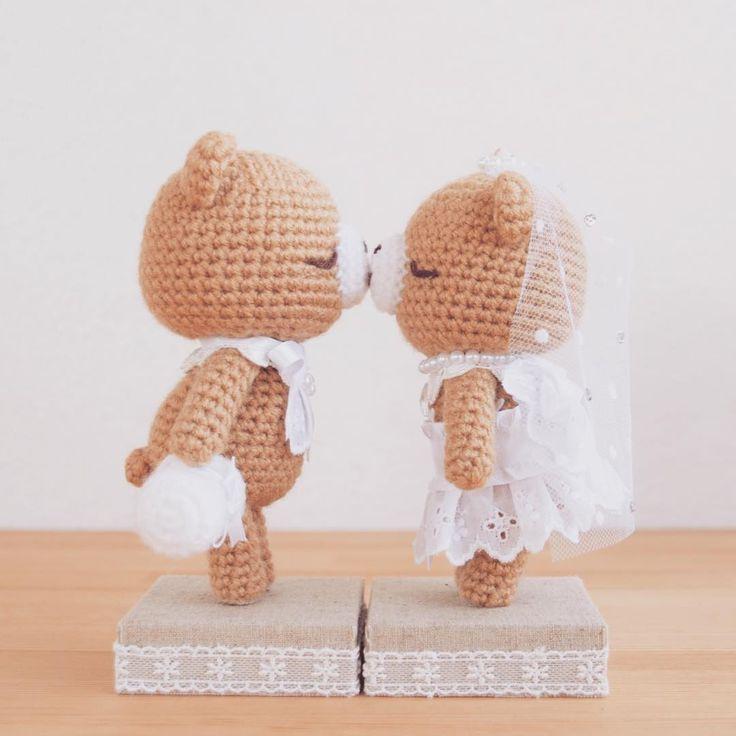 PDF Крошечный Мишка Тедди. Бесплатный мастер-класс, схема и описание для вязания игрушки амигуруми крючком. Вяжем игрушки своими руками! FREE amigurumi pattern. #амигуруми #amigurumi #схема #описание #мк #pattern #вязание #crochet #knitting #toy #handmade #поделки #pdf #рукоделие #мишка #медвежонок #медведь #панда #цилиндр #bear #teddy #teddybear