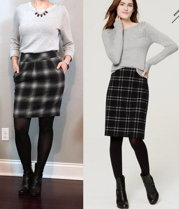 outfit post: grey sweater, plaid skirt, tights, ankle boots http://outfitposts.com/2018/01/outfit-post-grey-sweater-plaid-skirt-tights-ankle-boots.html?utm_campaign=coschedule&utm_source=pinterest&utm_medium=Outfit%20Posts&utm_content=outfit%20post%3A%20grey%20sweater%2C%20plaid%20skirt%2C%20tights%2C%20ankle%20boots