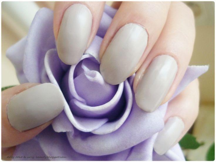 Wibo Chic Matte nr 2 Nails  #wibo #chicmatte #nails #paznokcie