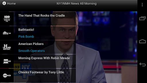 TWC TV Android app finally updated with live TV streaming
