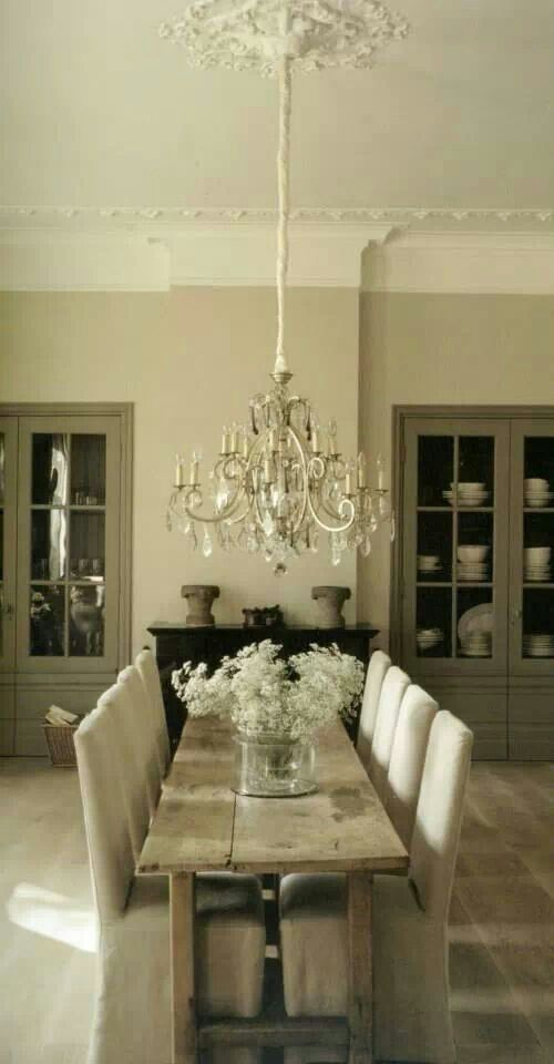 23 best Eetkamer images on Pinterest | Dining rooms, Dining room and ...