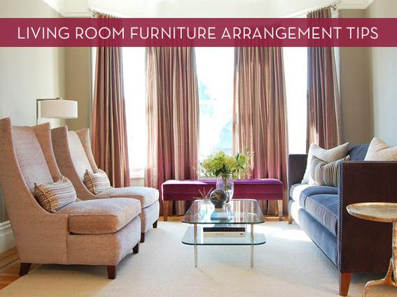 7 Tips For Arranging Your Living Room Furniture