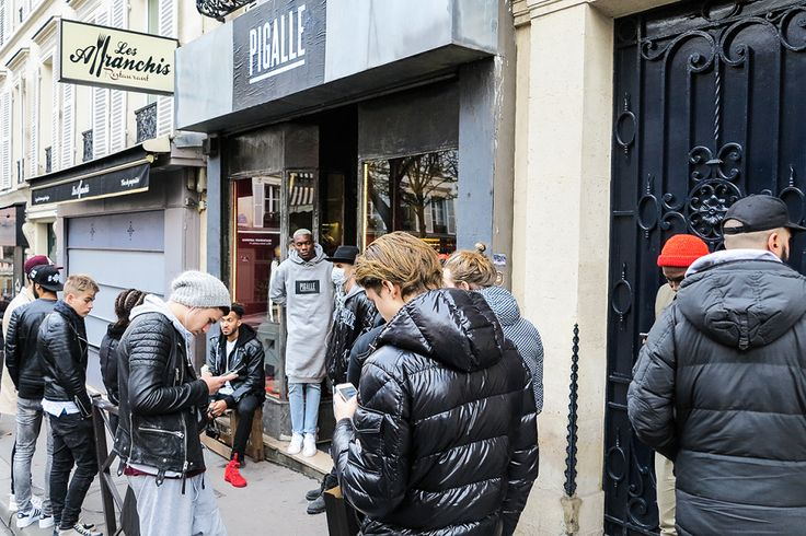 K1X Patrick Mohr Mk5 at Pigalle Paris Recap | Highsnobiety  (via http://www.highsnobiety.com/2014/11/18/k1x-patrick-mohr-mk5-pigalle-recap/ )