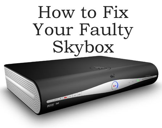 How to Fix a Faulty Skybox http://www.ebay.co.uk/sch/m.html?_odkw=skybox&_ssn=robsebooks&_sac=1&_armrs=1&_from=R40|R40|R40&_osacat=0&_ipg=25&_from=R40&_trksid=p2046732.m570.l1313.TR0.TRC0.H0&_nkw=skybox&_sacat=0