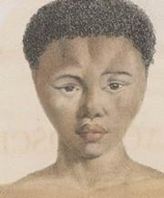 "Saartjie ""Sarah"" Baartman, displayed as a freak because of her unusual physical features, She was called the ""Hottentot Venus"", 'Hottentot' being a name given to people with cattle.  Once Europeans were tired of the exhibitions,  scientific and medical research conducted on her; she was forced to turn to prostitution. She didn't last the ravages of a foreign culture, climate, loneliness, and further abuse to her body such as alcoholism, std's, etc. She died in 1815, at the age of 25."