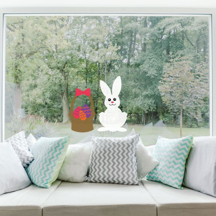 Best Spring Decor Easter Decorations Images On Pinterest - Make custom vinyl wall decalsvinyl wall decal sticker paint dripping s wall decals attic