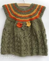 Znalezione obrazy dla zapytania swetry dla dzieci na drutach