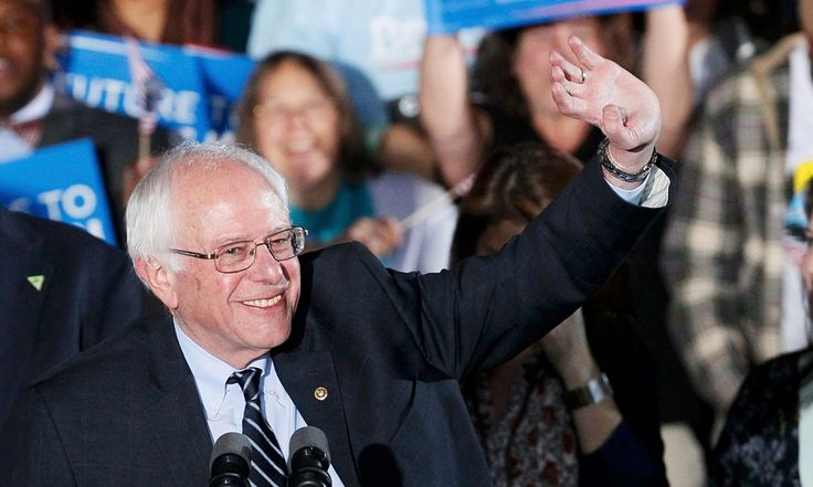 Sanders made history with his New Hampshire primary win on Tuesday night, also becoming the first non-Christian to win a state in a presidential primary