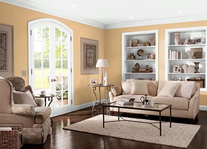 Die besten 25+ Wandfarbe cappuccino Ideen auf Pinterest Farbe - moderne wohnzimmer beige