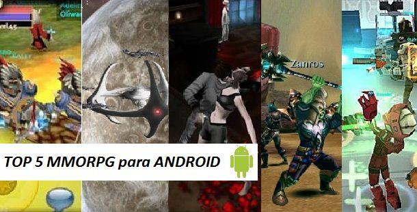 Conheça aqui as melhores maneiras de tirar partido dos jogos online no seu dispositivo Android, com os 5 melhores MMORPG para dispositivos com o sistema operativo da Google.